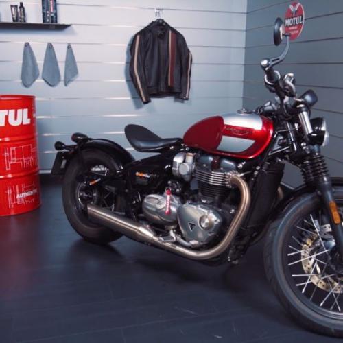 Motul tem novo produto para lavar e desinfetar a sua moto