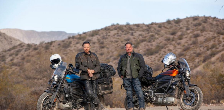 Harley-Davidson leva Ewan McGregor e Charley Boorman pela América Latina