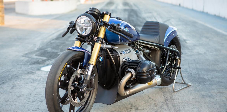 BMW Motorrad destapa a muito exclusiva R18 Dragster