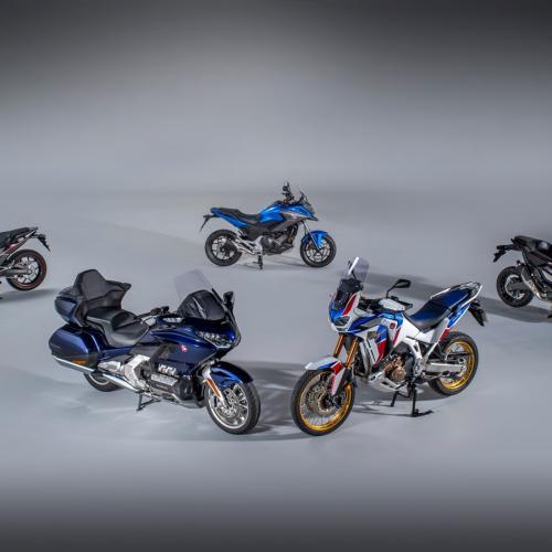 Honda comemora 10 anos da tecnologia DCT para motos
