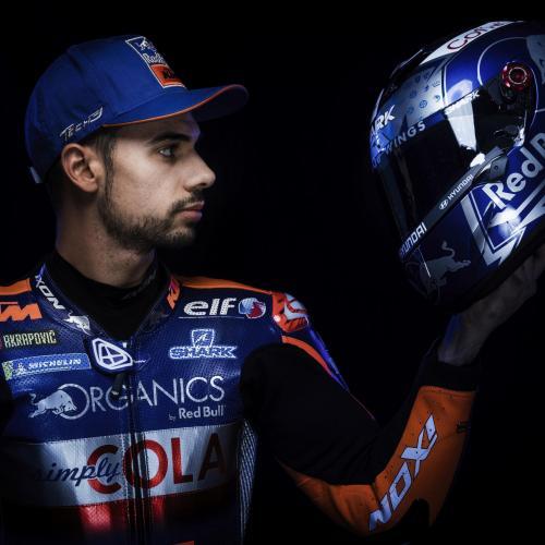 Red Bull desafia fãs de Miguel Oliveira a mostrar o seu entusiasmo num jogo online