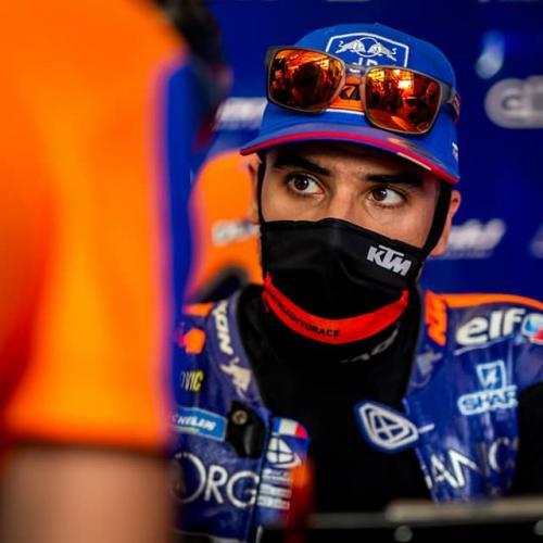 Miguel Oliveira comenta anúncio do Moto GP em Portimão