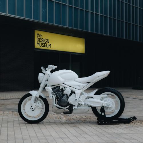 Novo Concept da Triumph vai dar origem a nova naked de média cilindrada