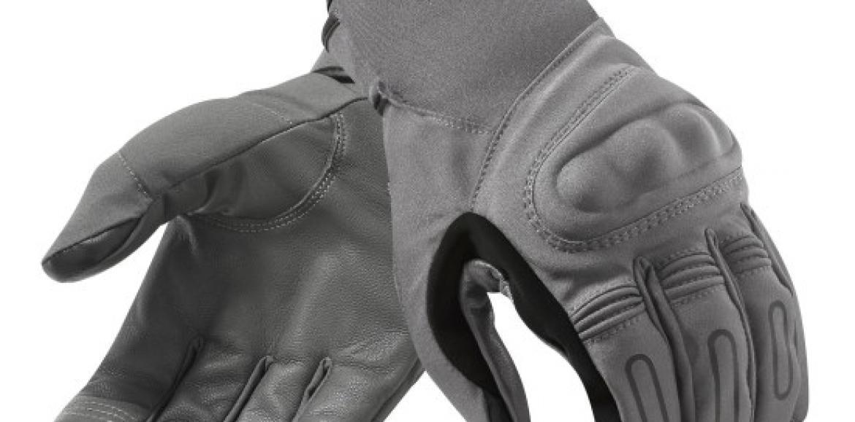 Novas luvas REV´IT mais versáteis e confortáveis