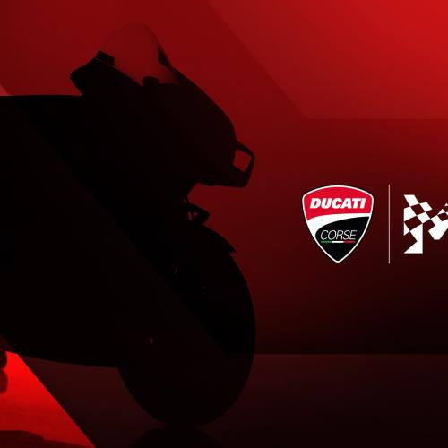 Ducati e Motor Valley juntos para promover a região durante as duas corridas de MotoGP