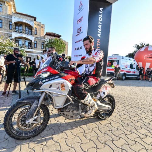 Ducati Multistrada 1260 Enduro conquista Rali Transanatolia 2020 na sua categoria