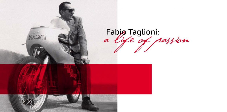 Ducati celebra o centenário do nascimento do engenheiro Fabio Taglioni