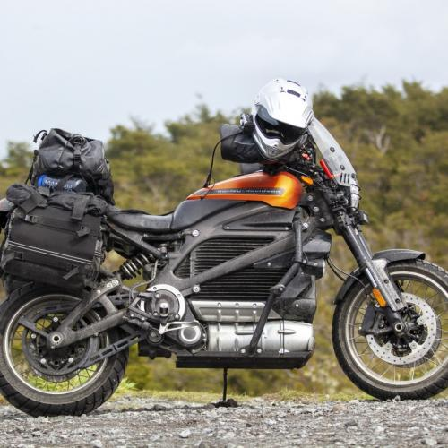 Harley-Davidson leva tecnologia EV ao limite com a LiveWire 2020