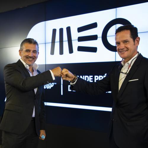 MEO vai ser o patrocinador oficinal do Moto GP em Portimão