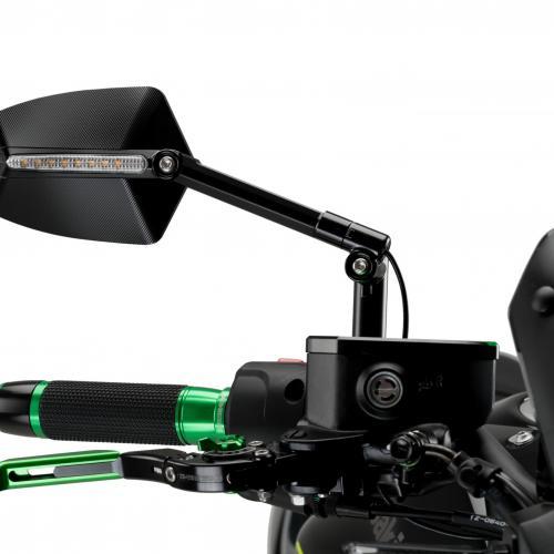Multimoto lança espelho retrovisor GTI da Puig