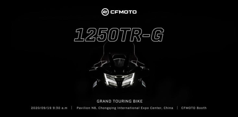 CFMOTO surpreende com lançamento de nova moto turística