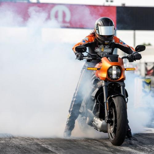 Harley-Davidson Science of Speed revela emoções do futuro do Drag Racing