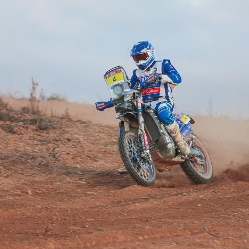 António Maio de regresso ao Campeonato de Rally Raid