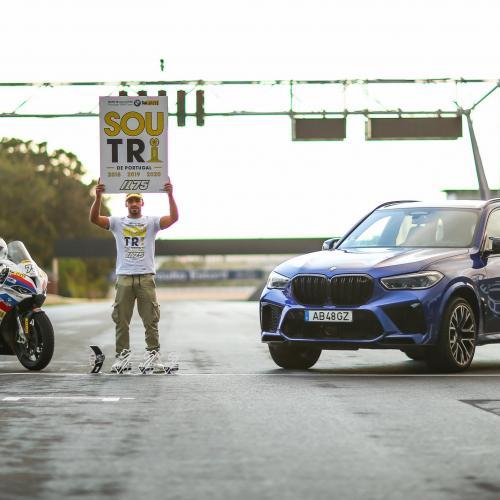 BMW Motorrad Eni Bicampeã Nacional de Velocidade