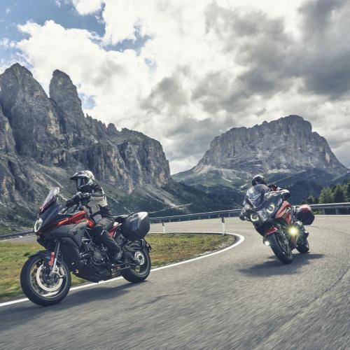 Bridgestone anuncia os novos pneus Battlax Sport Touring T32 e T32GT