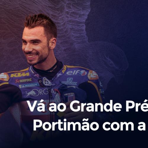 Cofidis oferece bilhetes para o GP de Portugal em MotoGP