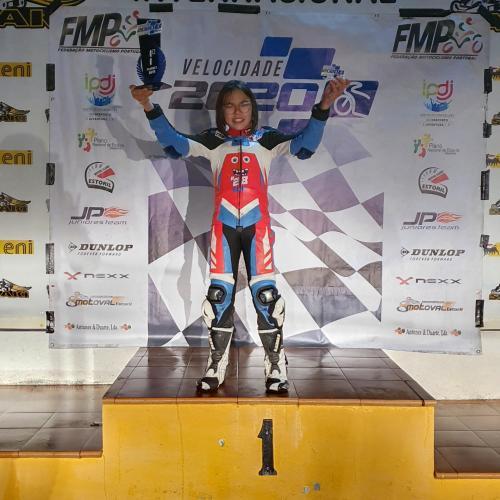 Carlota CSC#28 mantém invencibilidade no campeonato nacional
