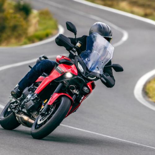 Yamaha mostra novas Tracer 9 e Tracer 9 GT