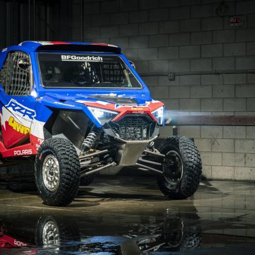 Polaris apresenta o RZR Pro XP Race para o Dakar 2021