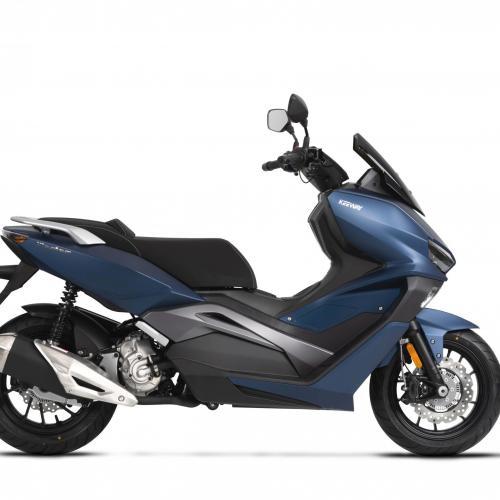 Keeway Vieste 300 chega ao mercado nacional