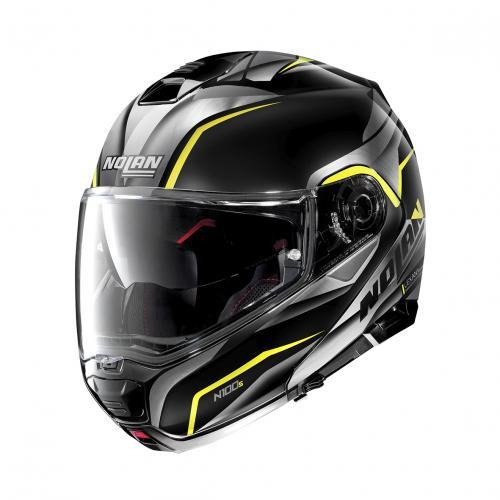 As mais recentes e exclusivas versões do capacete Nolan N100-5