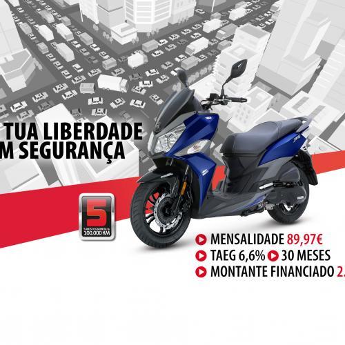 SYM anuncia duas campanhas promocionais através da Moteo Portugal