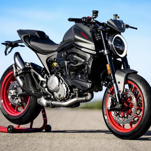 Ducati apresenta a nova Monster