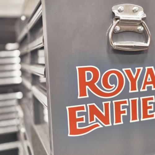 Royal Enfield lança RE Ignite e primeira 'European Technical Skills Competition'