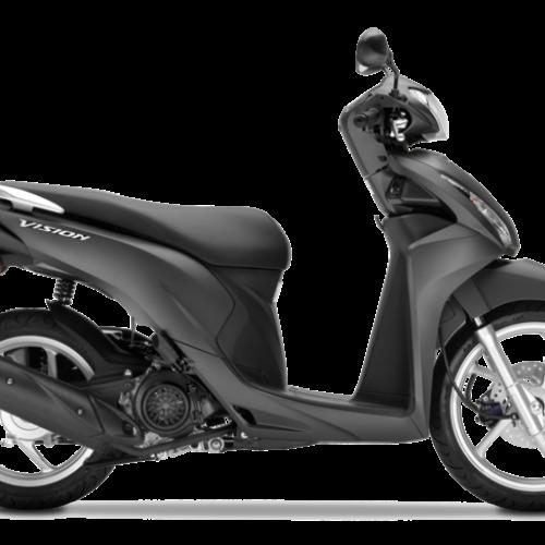 Nova Honda Vision 110 renova-se para 2021