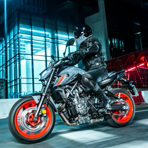Yamaha MT-07 na revista Motos