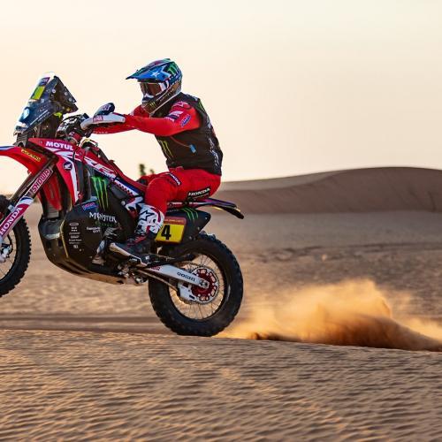 Como enfrentar o Rally mais duro do mundo – a visão da vitória da Honda no Dakar contada pela equipa