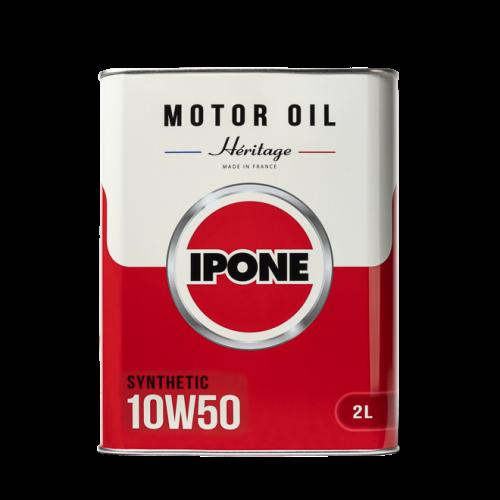 Lusomotos comercializa dois novos lubrificantes da Ipone