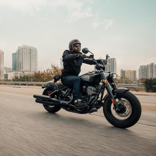 Indian Motorcycle renova gama Chief para 2021