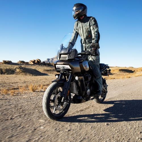 Harley-Davidson lança novas Pan America e Pan America 1250 Special