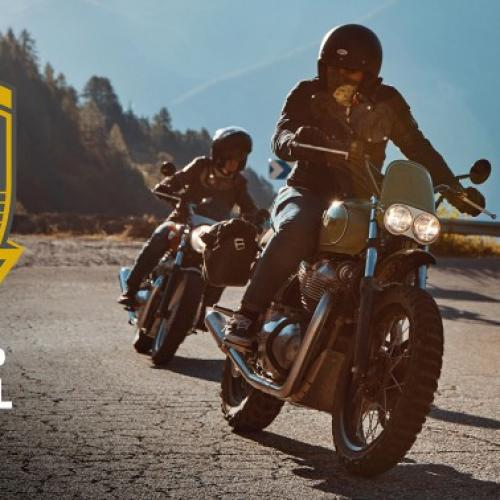 Royal Enfield lança The Riders Club of Europe