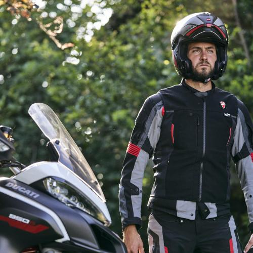 Ducati lança colete equipado com airbag