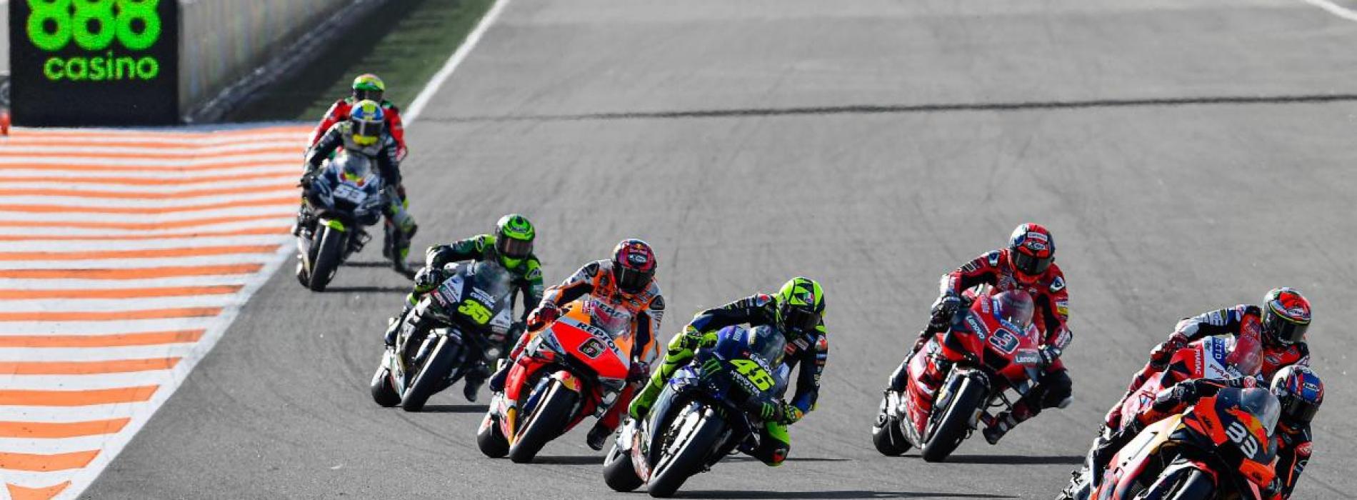 888 estabelece parceria com MotoGP e dá nome ao Grande Prémio 888 de Portugal
