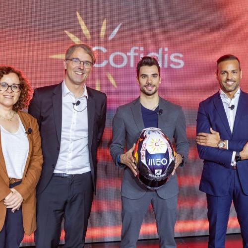 Cofidis e Miguel Oliveira renovam aliança a dobrar