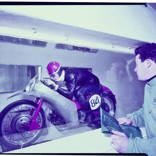 Moto Guzzi comemora hoje 100 anos de existência