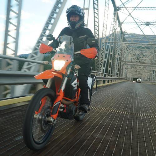 REV´IT lança série sobre aventuras de cinco motociclistas