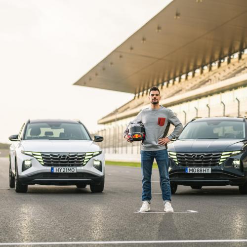 Miguel Oliveira e Hyundai Portugal aceleram no Autódromo de Portimão