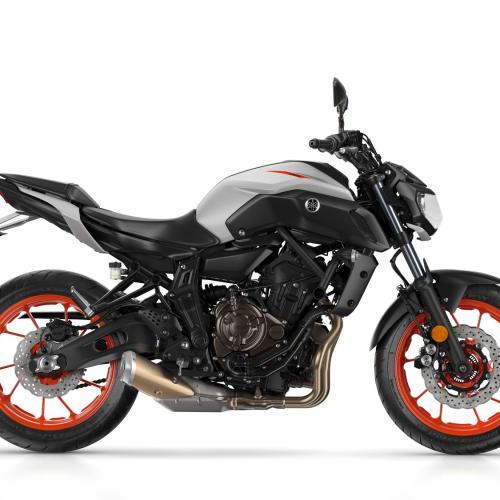 Yamaha tem condições especiais para as últimas unidades MT-07 2020