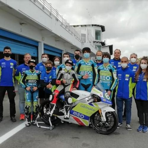 MOFC Racing Team testou no Estoril