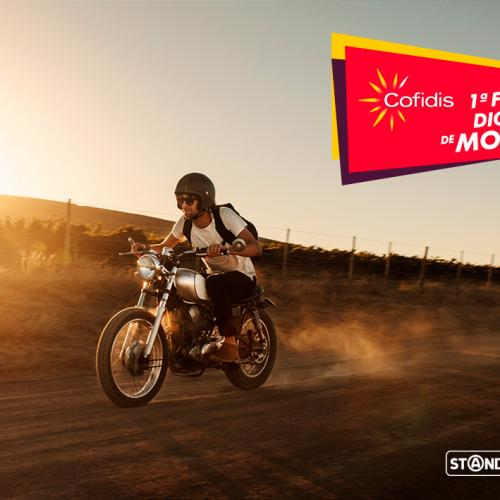 Cofidis e Standvirtual organizam primeira feira digital de motos