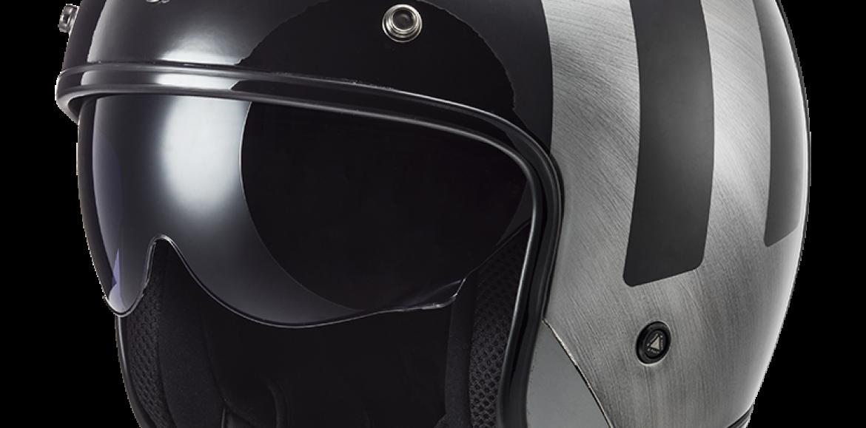 Novos capacetes LS2 urbano nas versões HPFC e Carbono