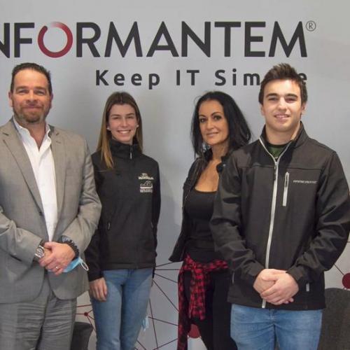Informantem SA é o patrocinador oficial da equipa Rame Moto Racing