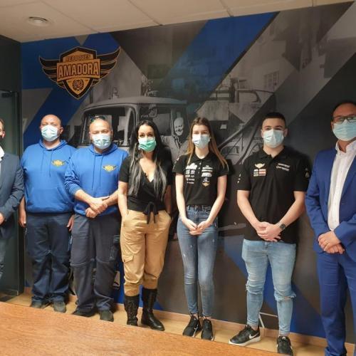 Reboques Amadora é patrocinador da equipa Rame Moto Racing