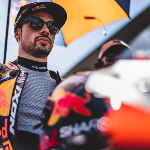 Miguel Oliveira está de regresso a Jerez de la Frontera