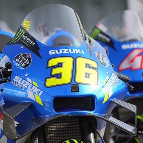 Suzuki segura acordo com a Dorna e mantêm-se no Moto GP até 2026