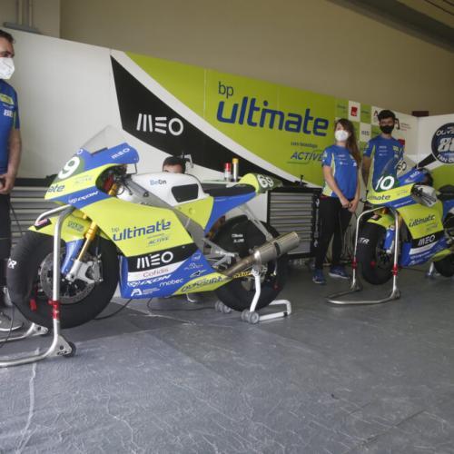Pilotos de Miguel Oliveira a caminho de Navarra